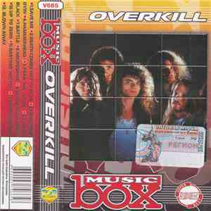Overkill - Music Box flac album