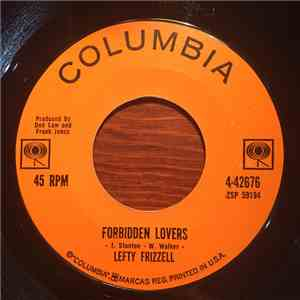Lefty Frizzell - Forbidden Lovers / A Few Steps Away flac album