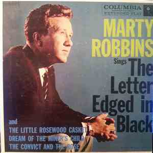Marty Robbins - Marty Robbins Sings The Letter Edged In Black flac album