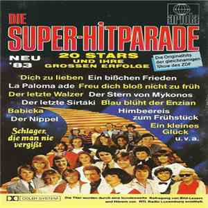 Various - Die Super-Hitparade Neu '83 flac album