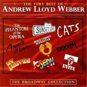 Various - The Very Best of Andrew Lloyd Webber flac album