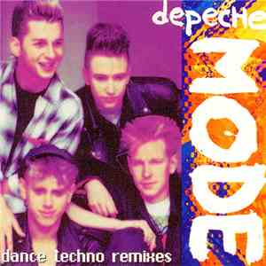 Depeche Mode - Dance Techno Remixes flac album