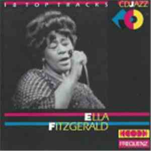 Ella Fitzgerald - 18 Top Tracks flac album