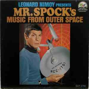 Leonard Nimoy - Presents Mr. Spock's Music From Outer Space flac album