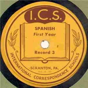 Unknown Artist - I.C.S. Spanish First Year flac album