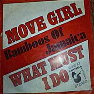 Bamboos Of Jamaica - Move Girl flac album