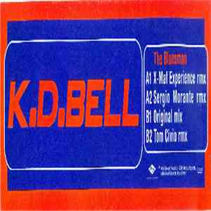 K.D.Bell - The Bluesman flac album