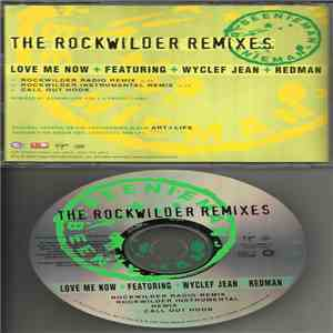 Beenie Man - Love Me Now - (The Rockwilder Remixes) flac album