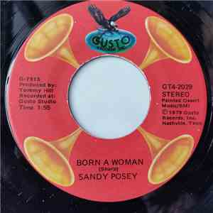 Sandy Posey - Born A Woman / Single Girl flac album