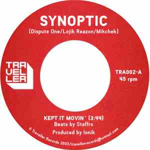 Synoptic - Kept It Movin' flac album