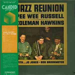 Pee Wee Russell And Coleman Hawkins - Jazz Reunion flac album