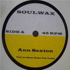 Ann Sexton - You've Been Gone Too Long flac album