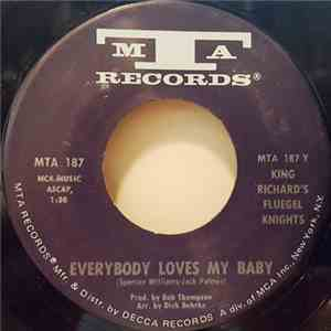 King Richard's Fluegel Knights - Everybody Loves My Baby / Horn Duey flac album